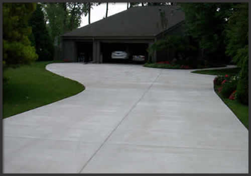 Concrete Driveway Installation and Removal Services Waukesha WI