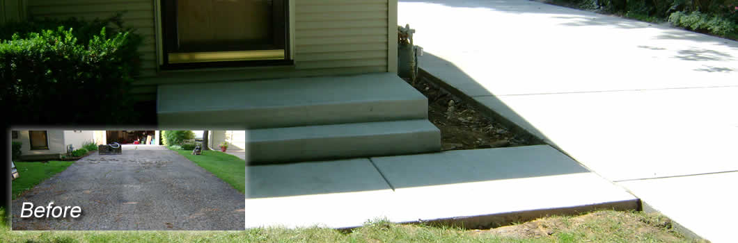 Concrete Installation Services in Wisconsin