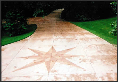 Stained Concrete Services Waukesha WI